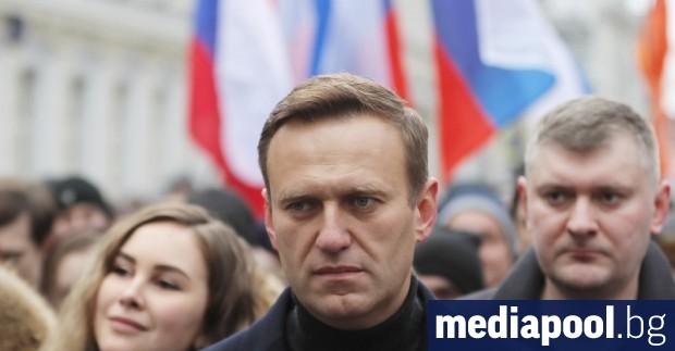 Опозиционерът и яростен критик на руския президент Владимир Путин -