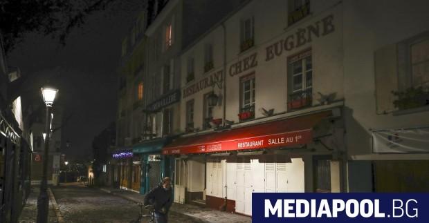 Броят на новозаразените с коронавирус във Франция за седемдневен период