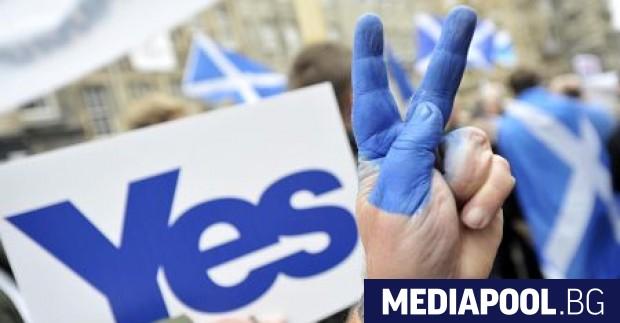 """""""Шотландия скоро ще се върне в Европейския съюз"""", заяви първият"""