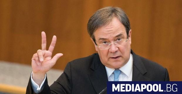 Създаващият впечатление за приветливост и добродушие нов председател на германските