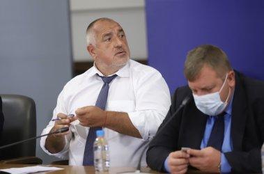 ВМРО води разговори и с ГЕРБ за общо явяване на изборите