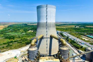 Въглищната и вятърната централи на AES осигурили 9% от тока у нас през януари