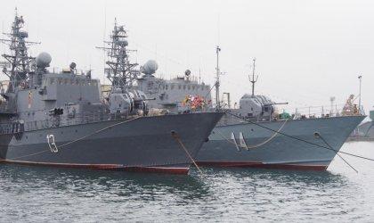 Кабинетът плаща 150 млн. лева по договора за нови военни кораби