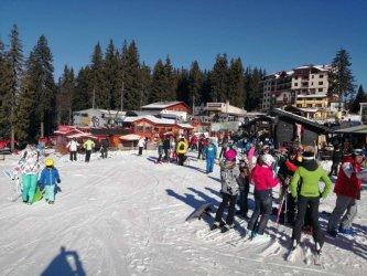Турско списание рекламира зимния туризъм у нас - България: Рай точно до Турция