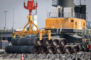 """""""Газпром"""" признава за риск """"Северен поток 2"""" да не бъде завършен"""