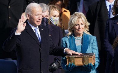 Джо Байдън встъпи в длъжност като 46-ти президент на САЩ