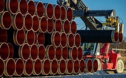 До месец се приемат оферти за газовата връзка със Сърбия и газохранилището