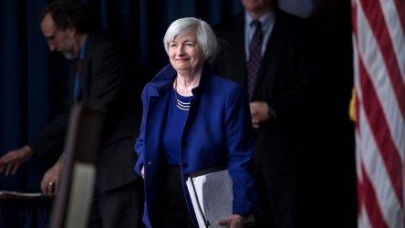 За пръв път жена е финансов министър на САЩ