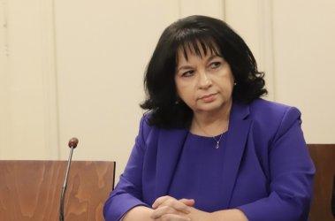 """Петкова: При заявка от общините """"Балкански поток"""" може да газифицира България"""