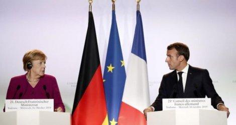 Еманюел Макрон се подготвя за периода след Меркел