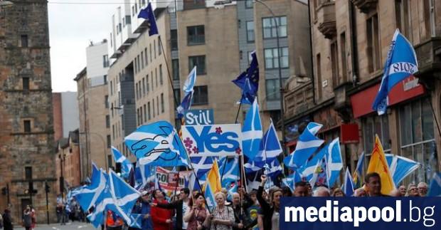 Повечето избиратели в Шотландия искат нов референдум за независимост на