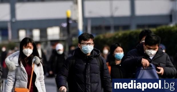 Жилищен квартал в центъра на китайския град Шанхай беше евакуиран