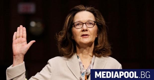 Джина Хаспъл, директор на Централното разузнавателно управление на САЩ (ЦРУ),