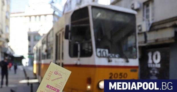 От 1 февруари билети или карти за обществения транспорт в