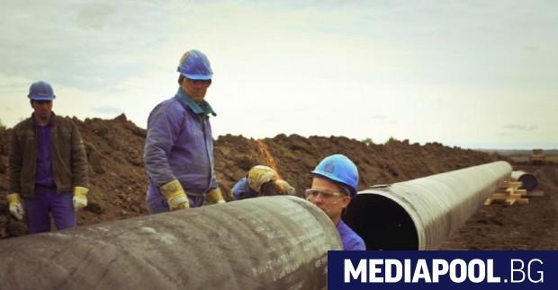 Държавният газов оператор