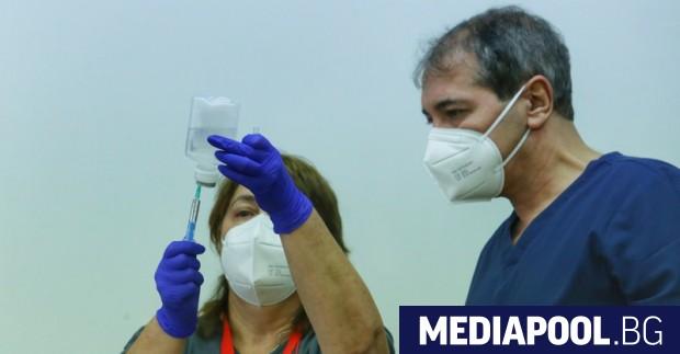 С настоящето темпо на ваксинация в България целта за 70%