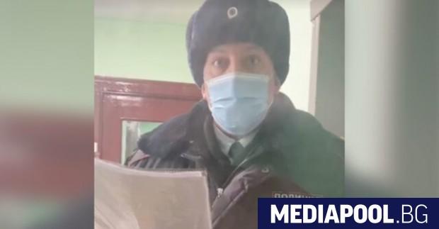 Руските власти предприеха мащабни действия за предотвратяването на планираните за