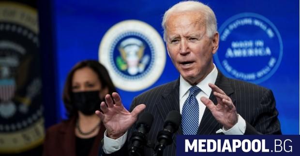 Американският президент Джо Байдън подписа няколко указа, имащи за цел