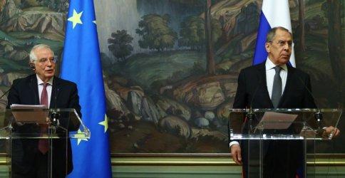 Русия изгони трима дипломати от ЕС, докато Жозеп Борел бе в Москва