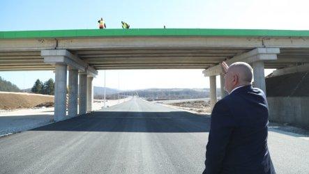 """Скоро отварят тунела """"Витиня"""". Борисов поздрави българите с огромни и мащабни съоръжения"""