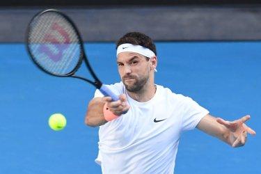 Григор Димитров е на четвъртфинал на Australian Open след 3:0 срещу Тийм