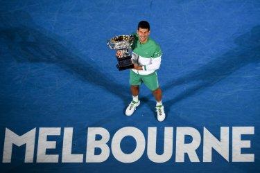 Джокович спечели за девети път Australian Open