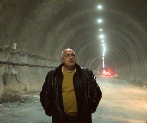 """Едната тръба на тунел """"Железница"""" ще заработи през септември"""