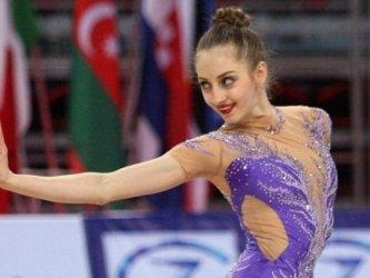 Златен, сребърен и два бронзови медала за Боряна Калейн на турнира Гран При в Москва