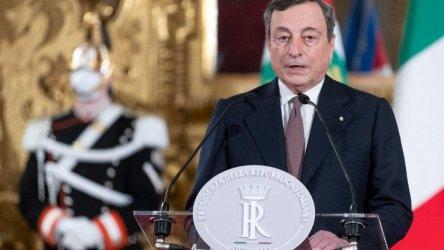 """Марио Драги призова за преустройство на Италия в рамките на """"по-интегриран"""" ЕС"""