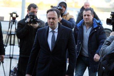 Бившият шеф на македонското контраразузнаване се появи в прокуратурата