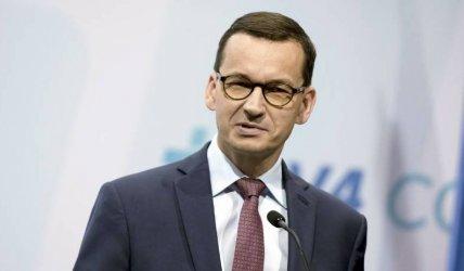"""Полша поиска репарации от Германия заради думи на германския президент за """"Северен поток"""""""