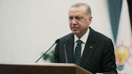 Ердоган отново обвини Гърция,  че връща мигранти