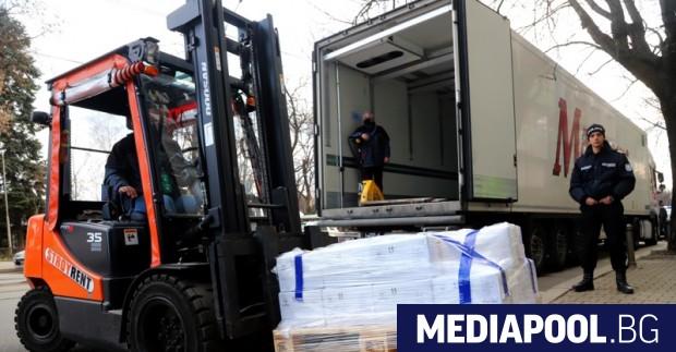 Нова доставка на ваксини - 52 800 дози от производителя