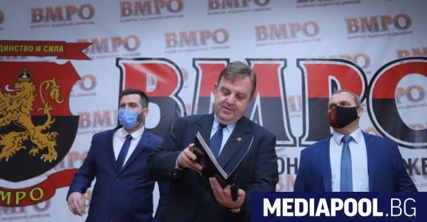 ВМРО обяви водачите на листите си за предстоящите на 4