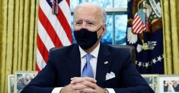 Президентът на САЩ Джо Байдън заяви днес, че страната му