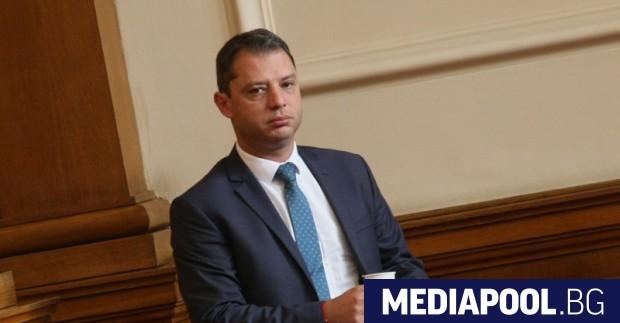 Бившият министър на икономиката и ексдепутат от ГЕРБ Делян Добрев