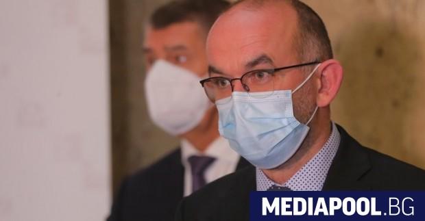 Чехия отчете рекорден брой пациенти, хоспитализирани в тежко състояние с