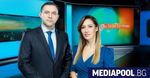 Златимир Йочев и Биляна Гавазова ще бъдат новите водещи на