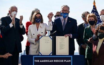 Американският Конгрес окончателно одобри плана на Байдън за възстановяване