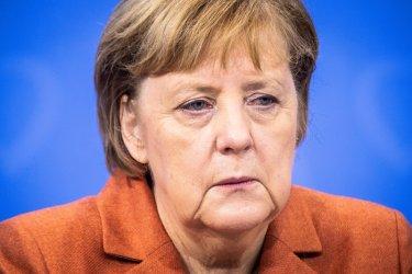 Подкрепата за консерваторите на Меркел е намаляла до рекордно ниво