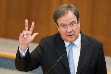 Лидерът на ХДС Армин Лашет е изправен пред важно изборно изпитание