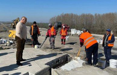 """Ремонт на отсечка от магистрала """"Тракия"""" приключва за изборите"""