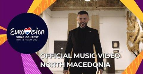 Северна Македония пуска Гарванлиев на Евровизия въпреки българския му паспорт