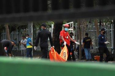 Самоубийственият атентат в църква в Индонезия бил извършен от двойка младоженци