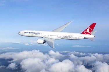 Турските авиолинии увеличават полетите си от София и Варна до Истанбул
