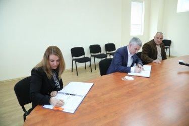 Избрана е по-скъпата оферта за проекта за разширението на газохранилището в Чирен