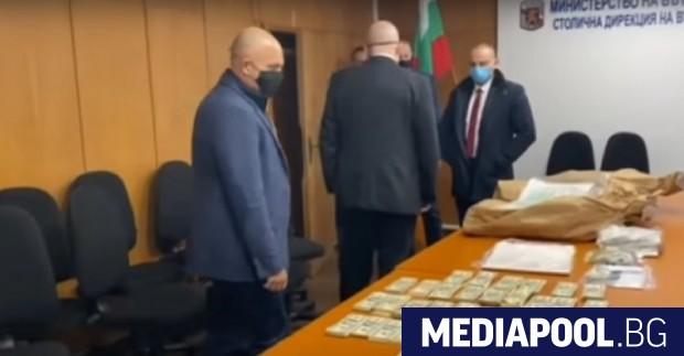 Печатница за фалшиви пари е фукнционирала в хале на столичен