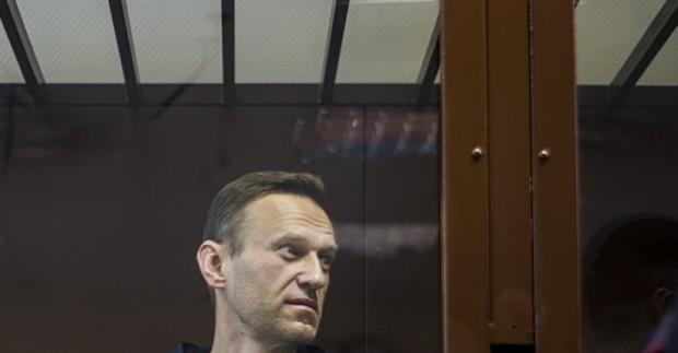 Затвореният в наказателна колония руски опозиционер Алексей Навални заяви, че