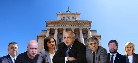Изборите: ГЕРБ първа без шанс за властта, Трифонов изпреварва БСП, а ДБ на малка дистанция от ДПС (обновена)