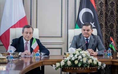 """Италианският премиер посети Либия, за да """"възстанови едно старо приятелство"""""""